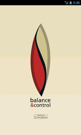 Balance Control Pilates
