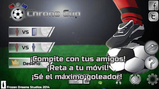 Chrono Cup Gratis