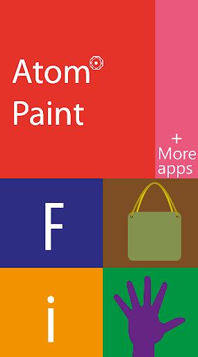 Atom Paint
