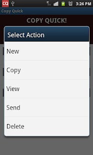 Copy Quick! (Copy2Clipboard) - screenshot thumbnail
