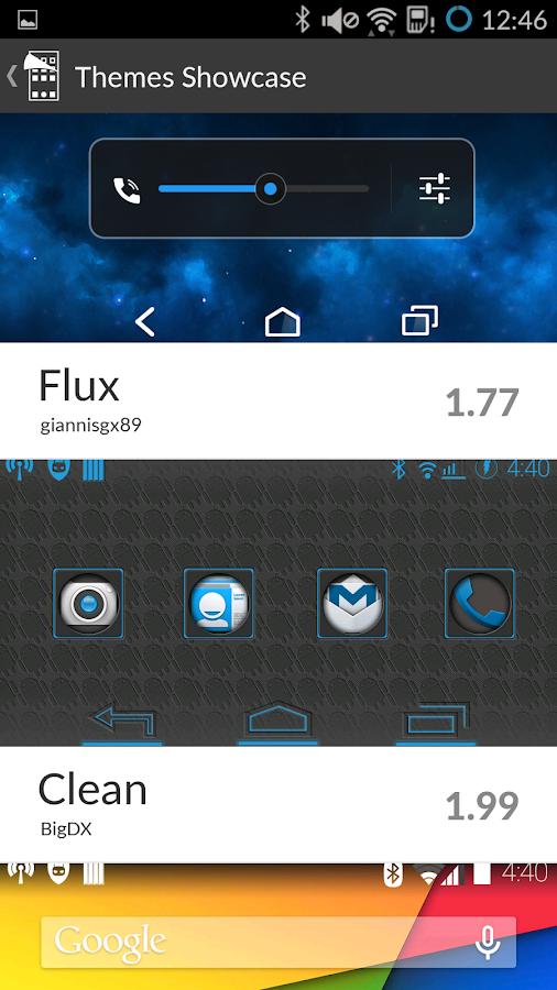 Cyanogen Theme Showcase - screenshot