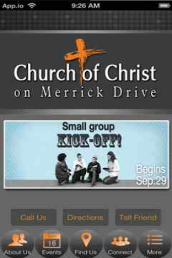 Merrick Drive Church of Christ