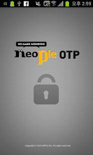 네오플OTP