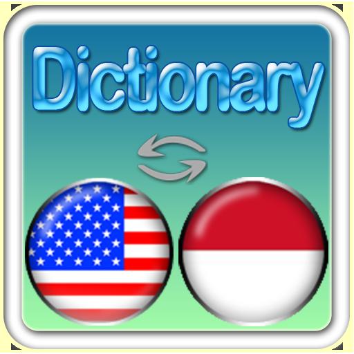 教育App|英語-印尼語詞典 LOGO-3C達人阿輝的APP