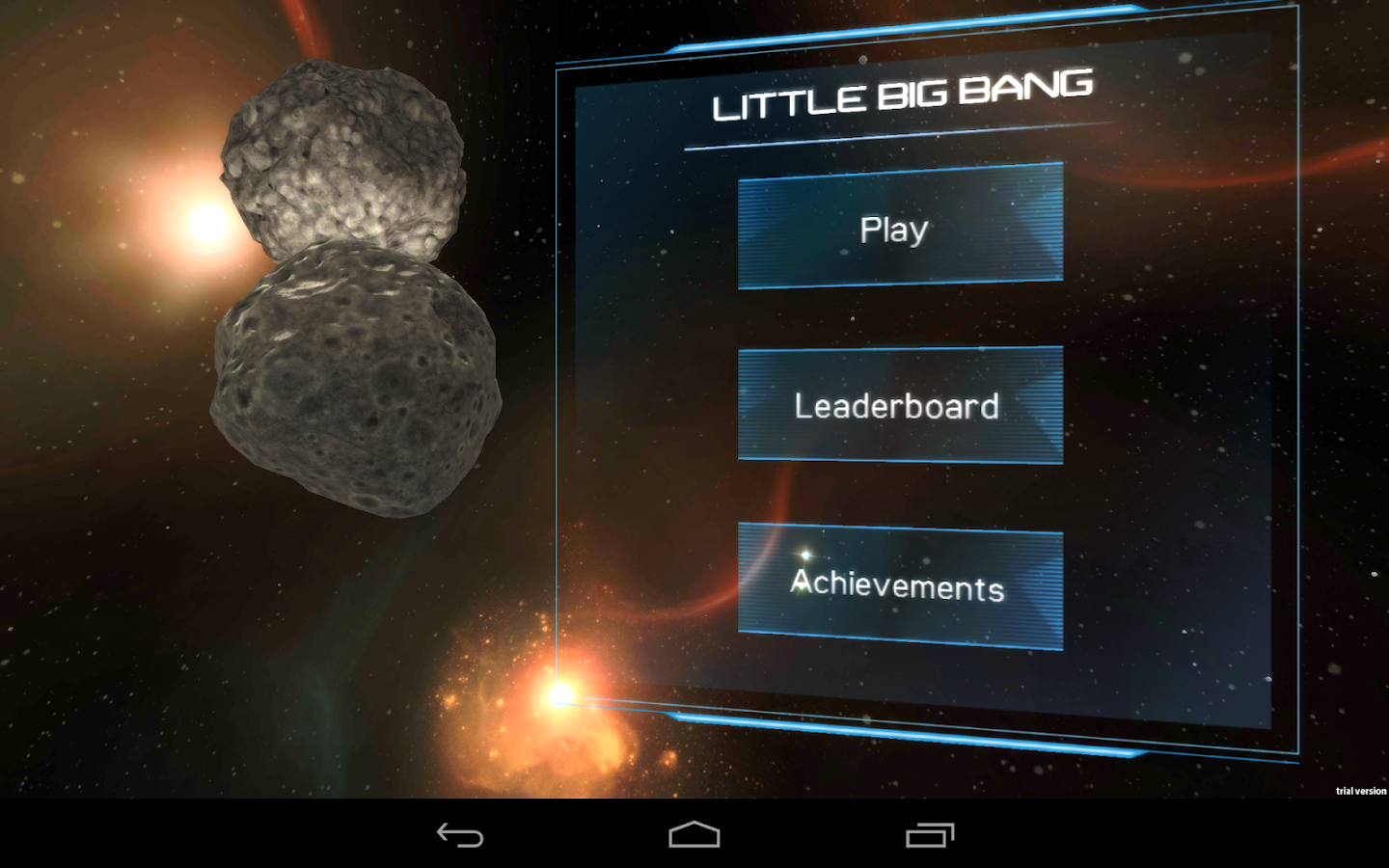 Little Big Bang- screenshot