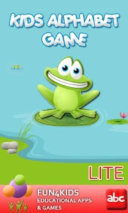 Kids Alphabet Game Lite - screenshot thumbnail