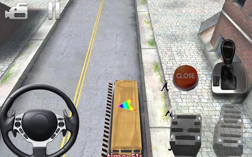 市校车司机3D