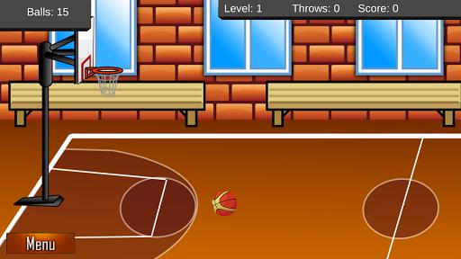 Basketball Throws