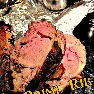 Prime Rib Roast.