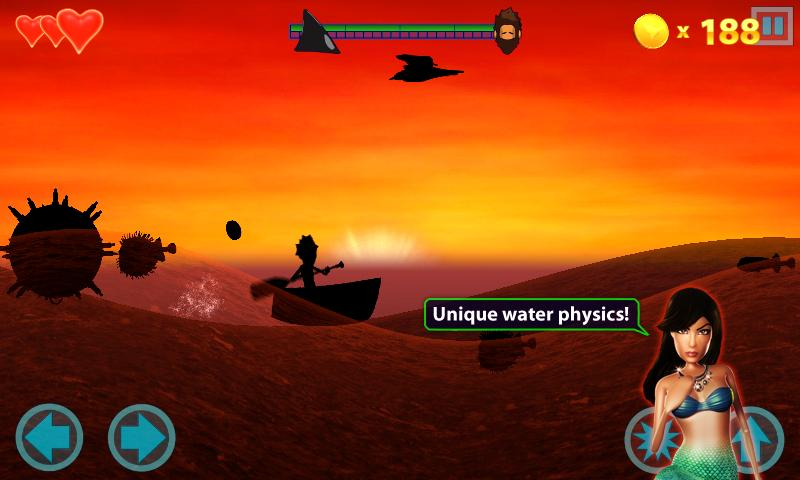 Super Waves Survivor- screenshot