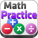 New Math Practice icon