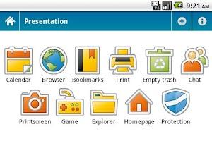 Screenshot of Remote PC