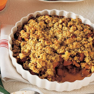 Butternut-Squash Crumble Recipe