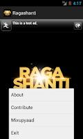 Screenshot of Ragashanti
