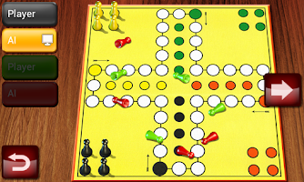Screenshot of Ludo - Don't get angry! FREE