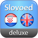 Croatian<->English dictionary logo