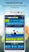 Screenshot of ParionsSport