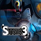 Strik3 Comic