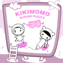 Kiki Momo Sliding Puzzle logo