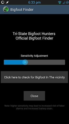 Bigfoot Finder
