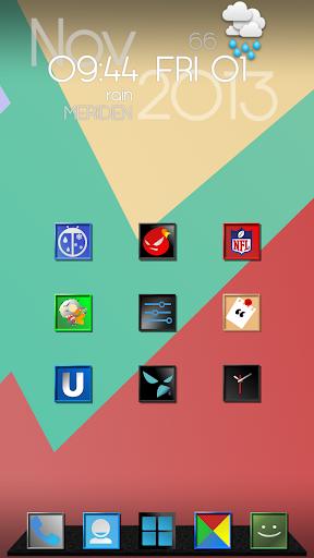 Define Icons Launcher Theme