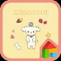 hello popu dodol theme icon