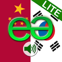 Chinese to Korean Lite logo