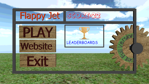 Flappy Jet Free