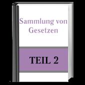 Sammlung von Gesetzen. Teil 2