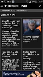 玩免費新聞APP|下載The Hindu (Official app) app不用錢|硬是要APP