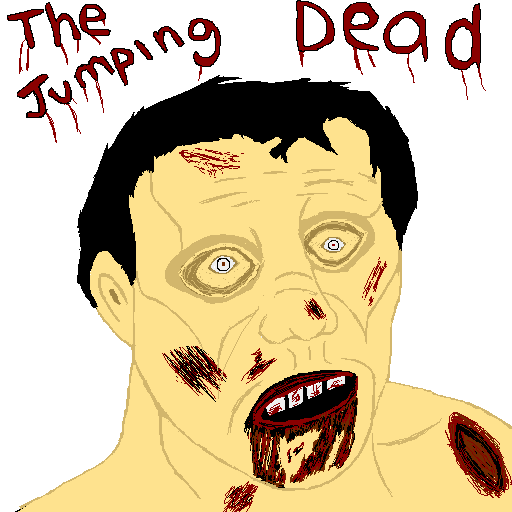 The Jumping Dead LOGO-APP點子