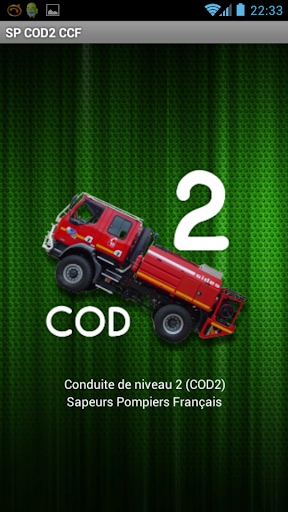SP COD2 CCF