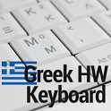 Greek HW Keyboard icon