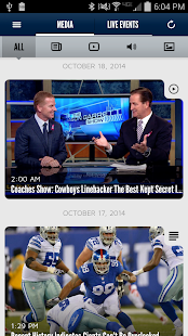 Dallas Cowboys Mobile - screenshot thumbnail