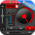 Resources For Virtual DJ icon