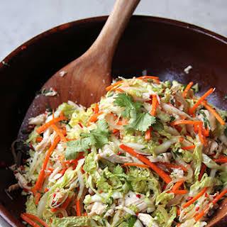 Vietnamese Shredded Chicken Salad.