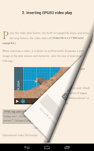 Gitden Reader: EPUB3 & EPUB2 - screenshot thumbnail