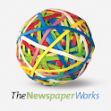 The Newspaper Works icon