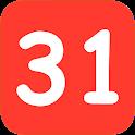 Numbers 31 ( Magic App ) icon