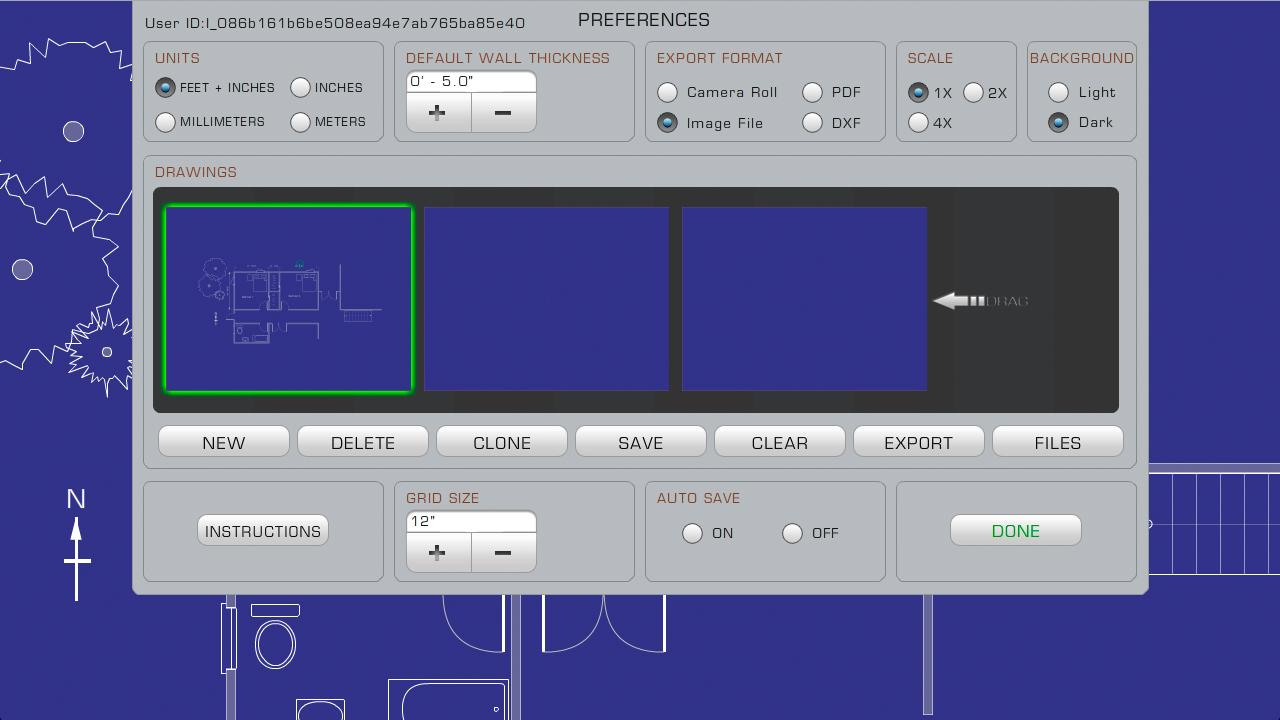 PadCAD CAD Drafting- screenshot