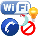 Phone/Bluetooth + Wifi Widget logo