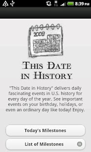 This Date In History- screenshot thumbnail