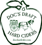Logo of Doc's Cassis Black Currant Hard Apple Cider