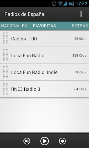 【免費音樂App】Radios de España-APP點子