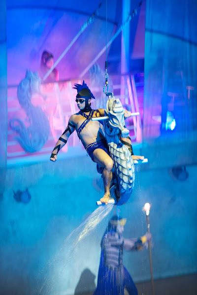 A nautical theatrical production performed on Allure of the Seas. Make sure to reserve your space in advance!