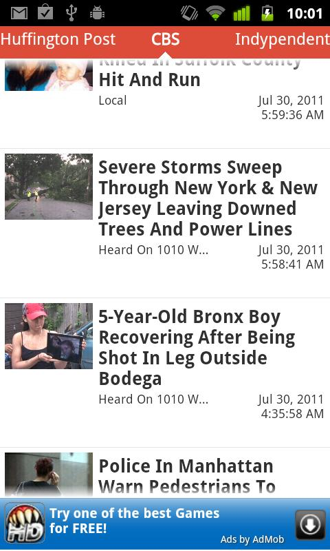 NYC - New York City News - screenshot
