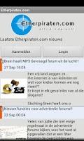 Screenshot of Etherpiraten.com
