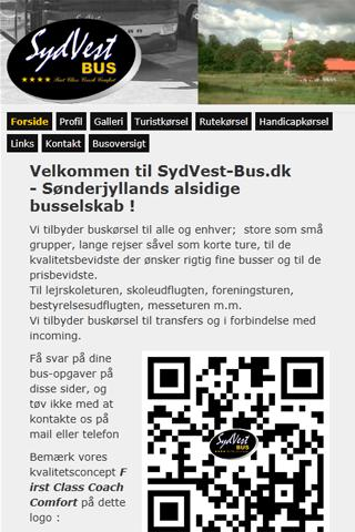 SydVest Bus