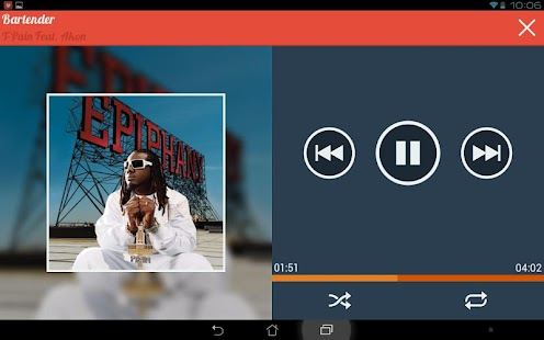 DaMusicPlayer - Music Player - screenshot thumbnail