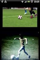 Screenshot of Learning Football